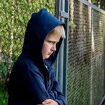 sad, upset, frustrated boy (child, kid,