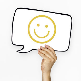 Evaluation Feedback Customer Smiley Resp