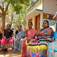 Kringgesprek met moeders van gehandicapte kinderen