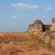 In Dindigul heeft een historisch fort