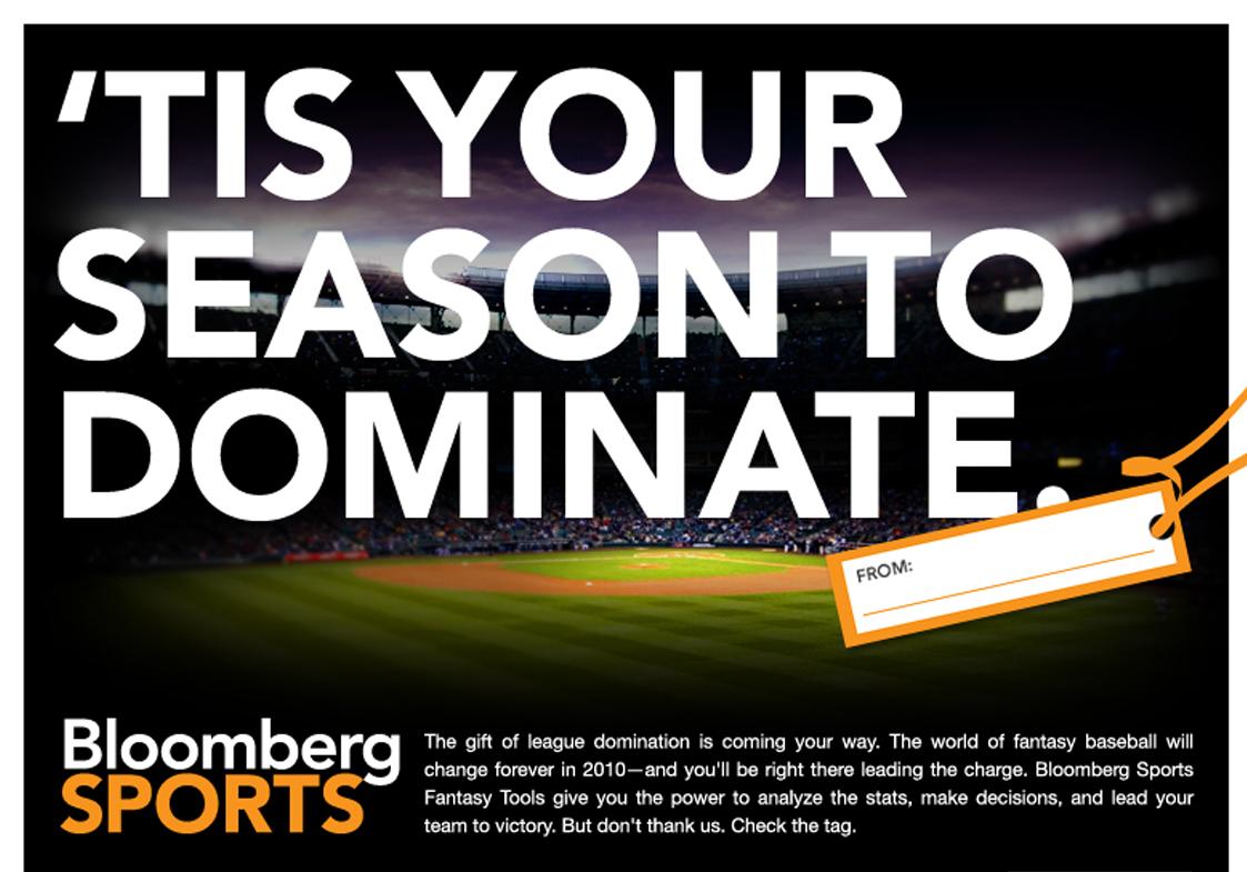 Bloomberg Sports