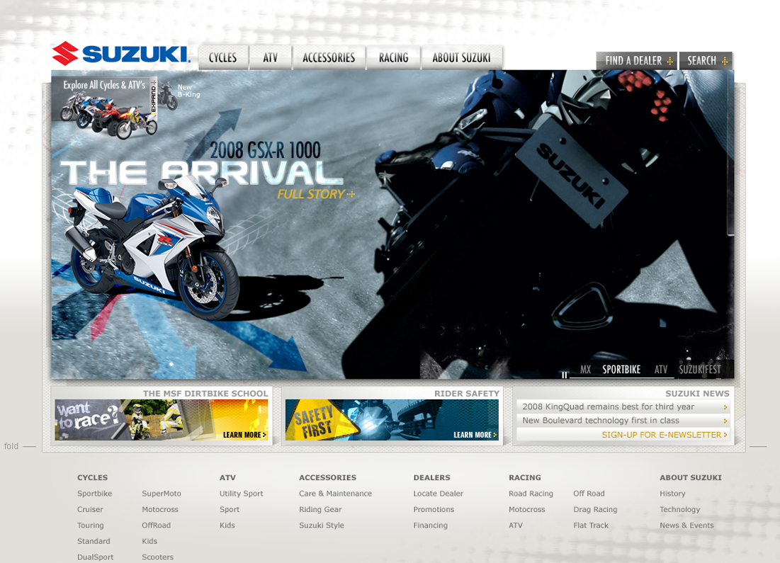 Suzuki Cycles