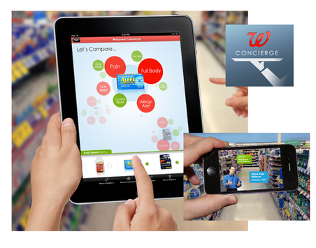 Walgreens Concierge Tablet Concepts