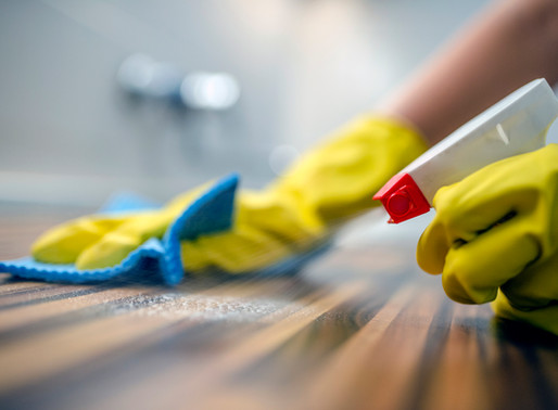 Household General Purpose & Hard Surface Cleaner Formulations