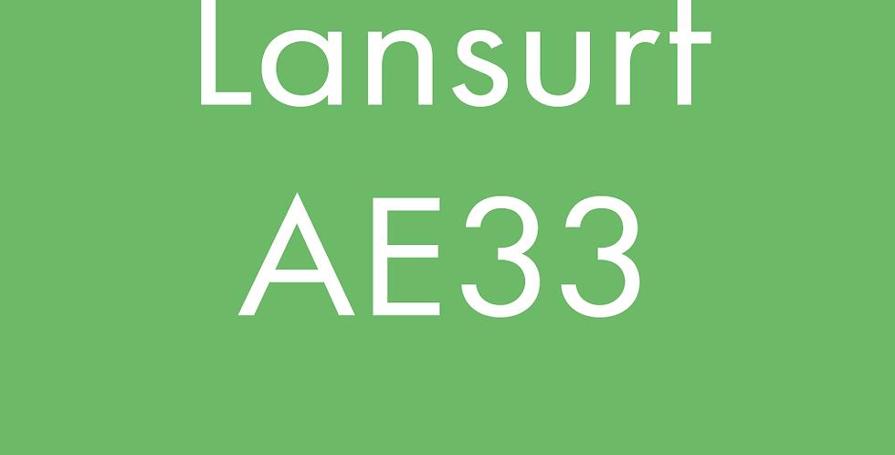 Lansurf AE33