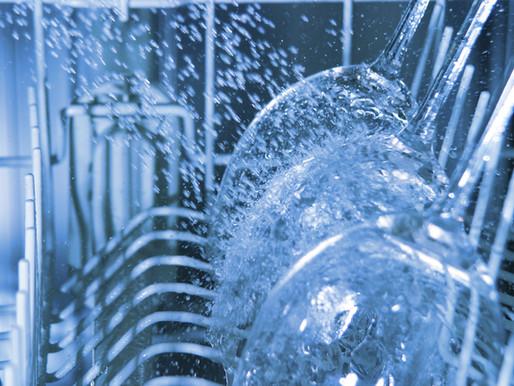 Bio-based surfactant for machine dishwash applications
