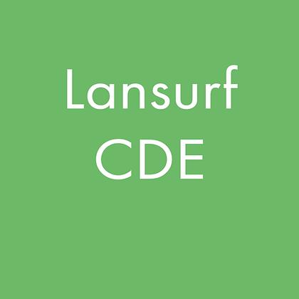 Lansurf CDE