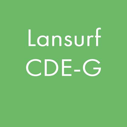 Lansurf CDE-G