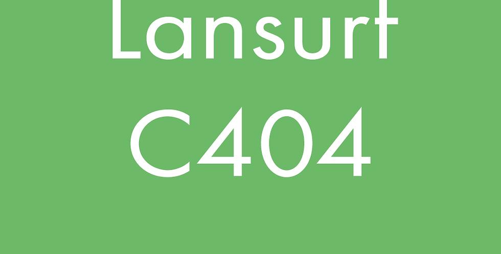Lansurf C404 - 250g