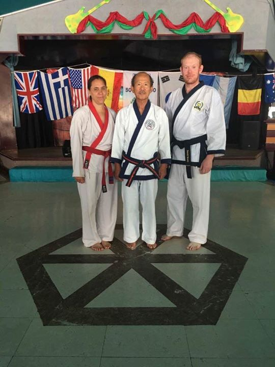 Grand Master with David Neale