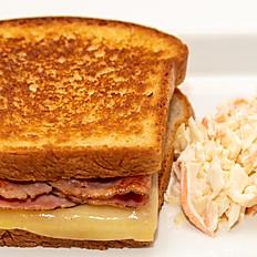 Croque Monsieur Toast