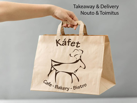Takeaway & Delivery