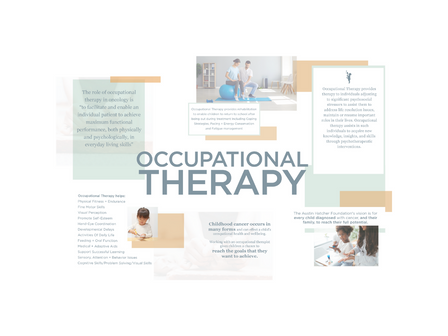 Celebrating Occupational Therapy
