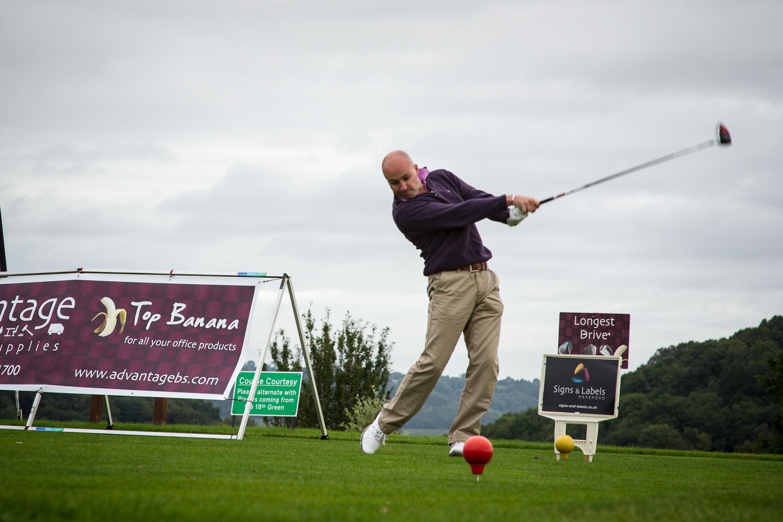 Golf Tee Off  Herefordshire Golf Clu