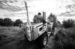 Comms All-Terrain Vehicle
