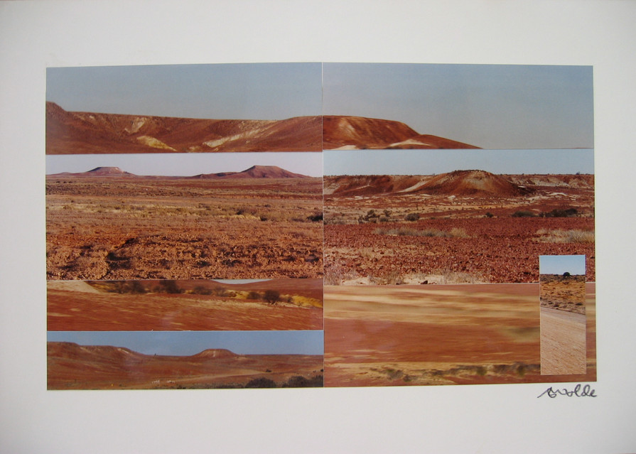outback collage I
