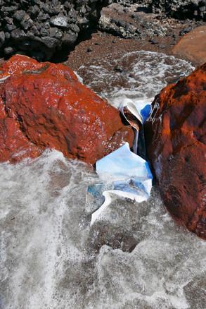 Red lava beach 2