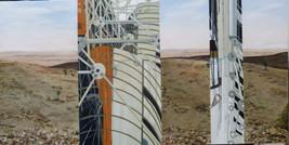 Outback Pompidou 91 x 183 cm