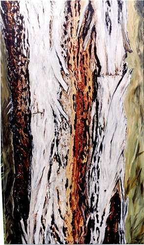 Eucalypt 6 76 x 137 cm