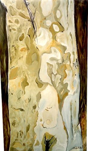 Eucalypt 4 76 x 137 cm