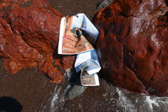 Red lava + photo 2