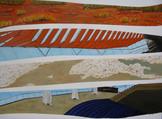 opera house 2 oil on canvas 167x122