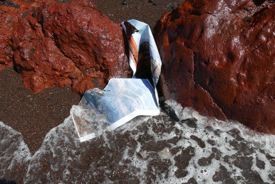 Red lava beach 3