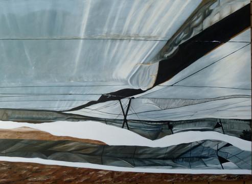 Hidden Layers IV 122x 167 cm