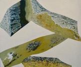 Intricate forms VIII 102 x 122 cm