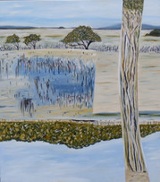 Mangrove 122 x 155 cm.