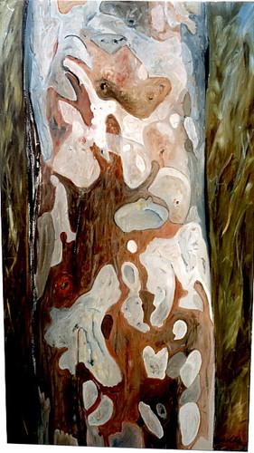 Eucalypt 3 76 x 137 cm