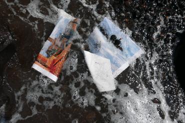 Black lava + photo 1