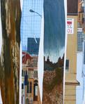 Melbourne 2  122 x 111 cm