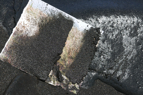 Black lava + photo 2
