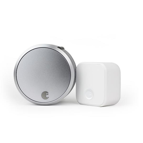 August Smart Lock PRO & Connect WiFi set