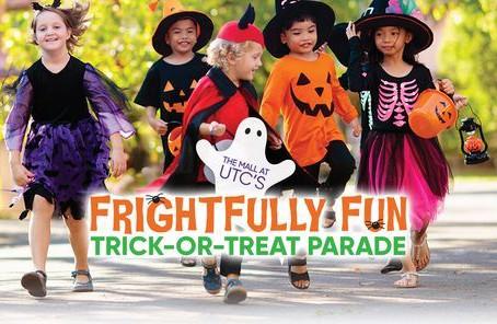Frightfully Fun Trick or Treating