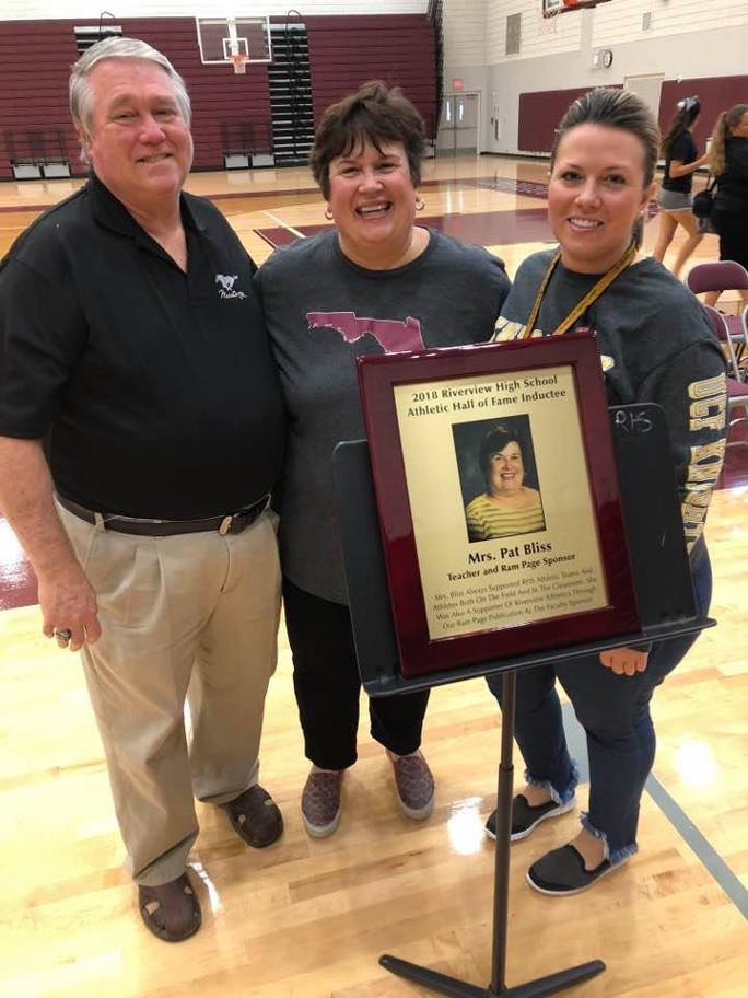 """Riverview's """"Hall of Fame"""" Ceremony"""