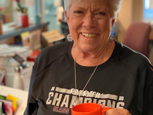 The Lovely Mrs. Kay Shepard