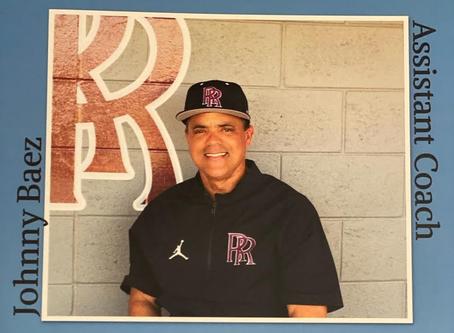 Meet Our New Paraprofessional Aide, Coach Johnny Baez