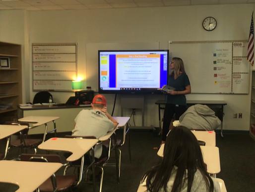 Teacher Feature ; Emily Waple