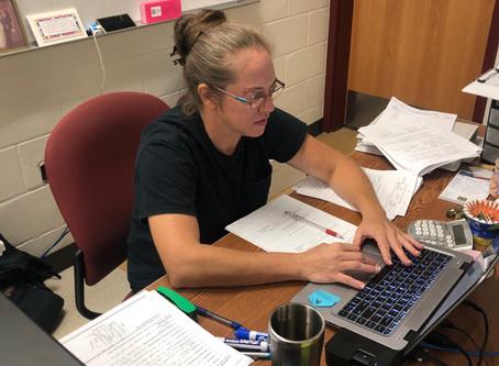 Teacher Feature : Jada Thompson