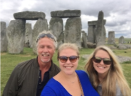 Stockhill's world travels enhance her classroom instruction