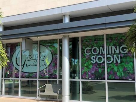 Coming Soon: Georgie's Garden Café