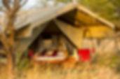 Serengeti tented camp