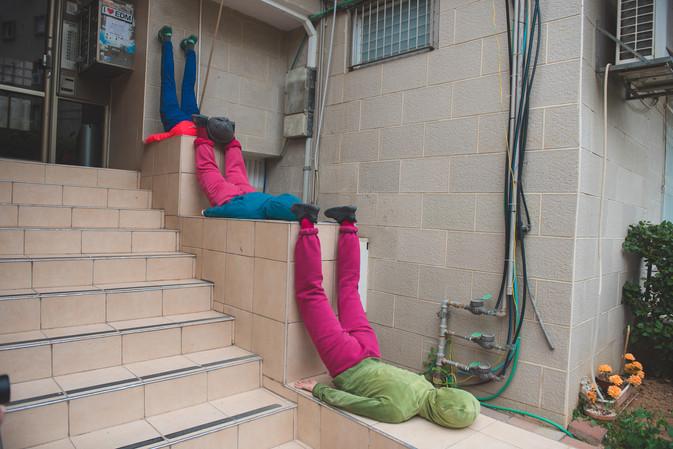 Bodies in urban spaces מאת ווילי דורנר-1