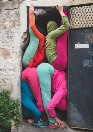 Bodies in urban spaces מאת ווילי דורנר-8