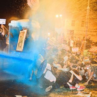 2020-2021 Protests- Jerusalem and Tel Aviv
