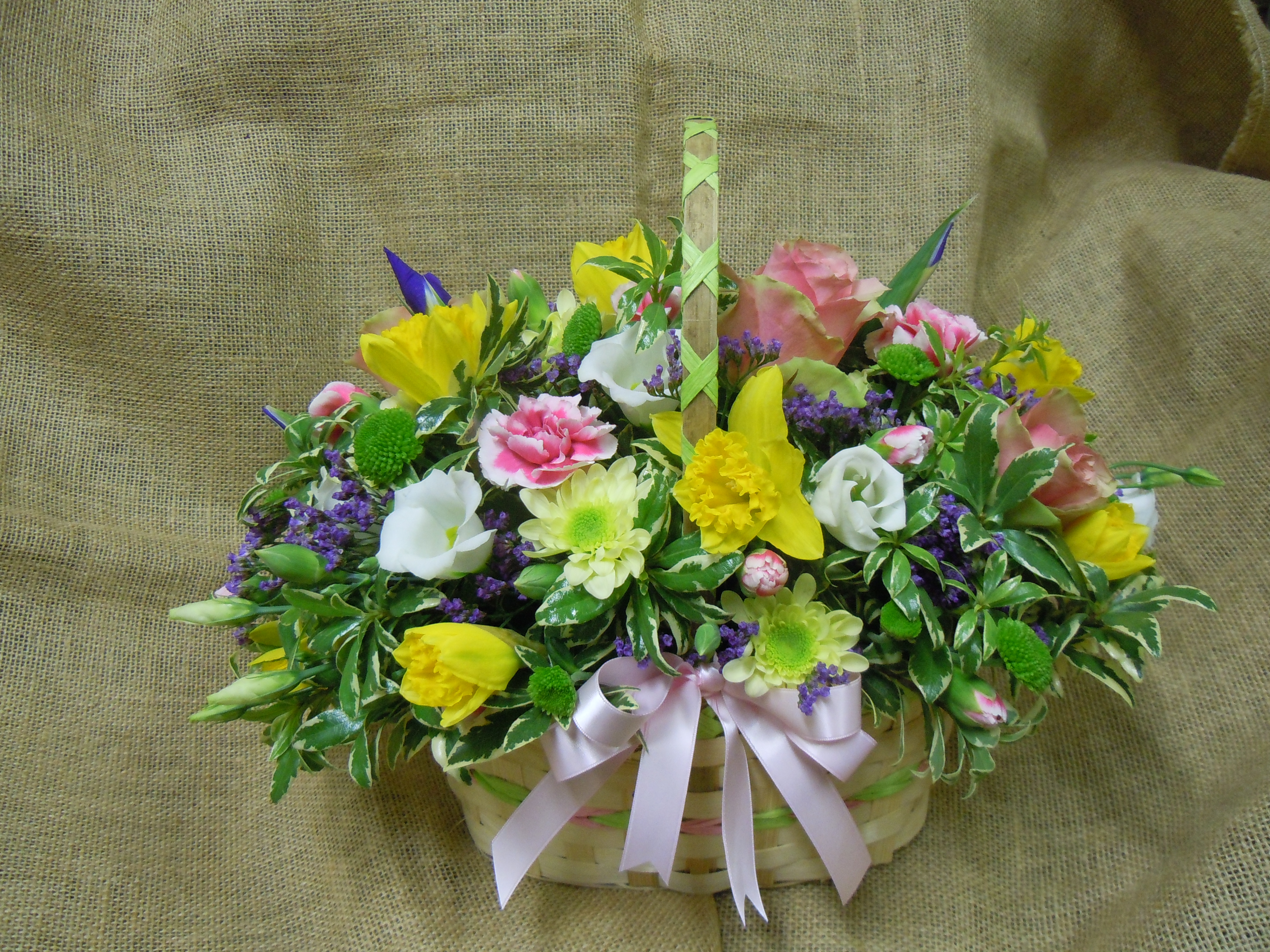 Spring Basket 6274