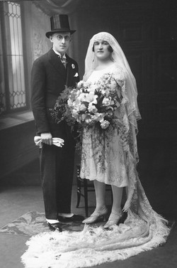William and Theresa, 1924