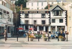 Seven Stars, Falmouth